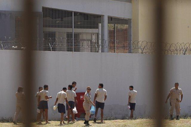Los adolescentes que ingresan a la cárcel  sufren problemas para rehabilitarse
