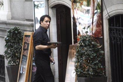 El empleo del sector hostelero en Madrid registró un leve descenso del 0,1 por ciento en febrero