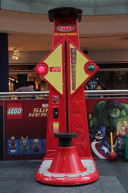 La Vaguada celebra las vacaciones de Semana Santa con Lego Marvel Super héroes