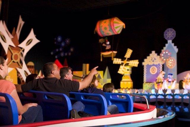 Atracción 'It's a small world' de Disney
