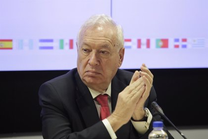 Margallo recibió el lunes a varios miembros de la oposición siria