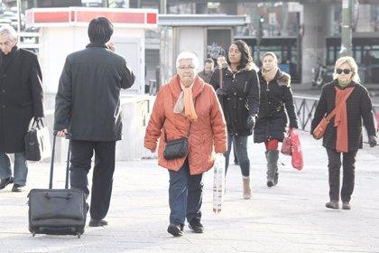 El 24,4% de los hogares extremeños están ocupados por una sola persona