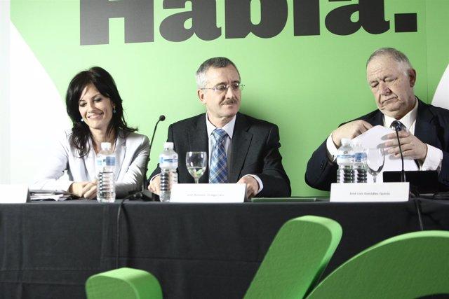 Ortega Lara y Santiago Abascal fundan Vox