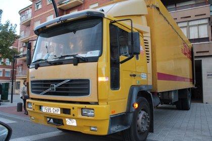 Las matriculaciones de vehículos industriales suben un 11,1% en Cantabria en el primer trimestre