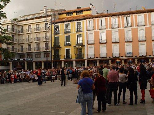 Concentración Guadalajara