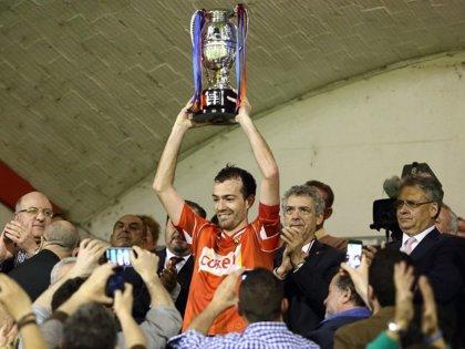El Ourense, campeón de la Copa Federación tras derrotar (2-0) al Guadalajara