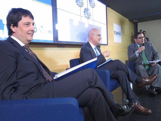 El líder de UDC Josep Antoni Duran