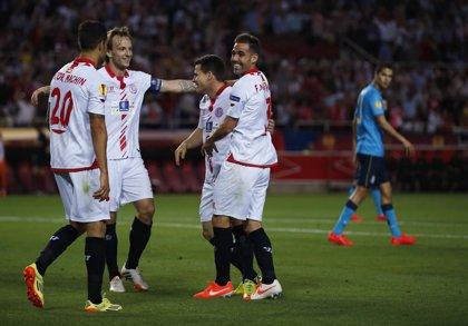 Crónica del Sevilla - Oporto, 4-1