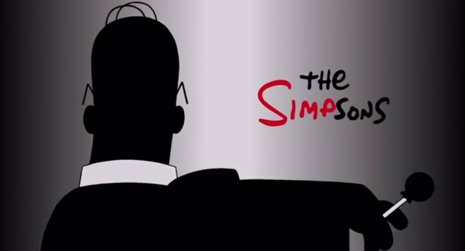 Los Simpson parodian a Mad Men