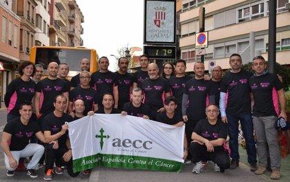 Un grupo de 20 valencianos correrá 117 kilómetros en 24 horas para recaudar fondos contra el cáncer