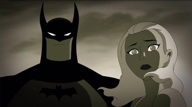 Batman Strange Days