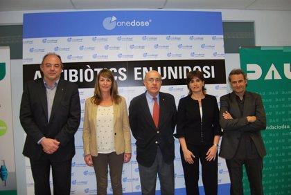 Barcelona acoge el primer laboratorio de España que fabrica medicamentos unidosis