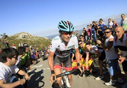 Herido el ciclista estadounidense Chris Horner