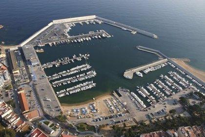 La Generalitat finaliza las obras que completan el dique exterior del puerto de Blanes