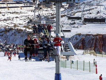 """Alto Campoo prepara """"novedades"""" para atraer más esquiadores"""