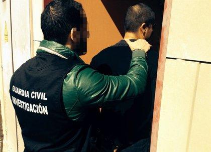 Guardia Civil desmantela una organización criminal dedicada al robo en áreas de servicio de la A-7