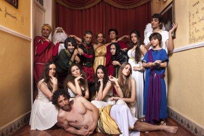 Timaginas Teatro estrena la comedia griega 'Los Pelópidas' en el Leal de La Laguna (Tenerife)