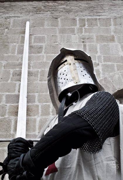 Monzón realiza la I Recreación de la Encomienda Templaria de 1175