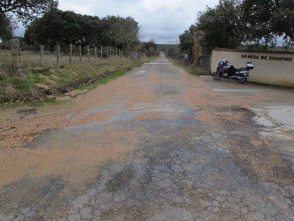 AMM presenta nuevas denuncias por mal estado de carreteras de Soria y Zamora