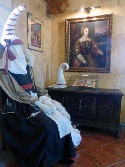 El centro temático Carlos V de Laredo renueva y amplía sus contenidos