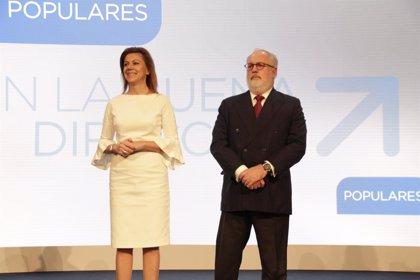 """Cañete: """"Hay dos maneras de estar en Europa, defendiendo a España o ser amiguito bueno de todos a bajo coste"""""""