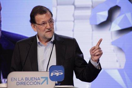 """Rajoy dice que C-LM """"tiene un gran futuro"""" y resalta que sin Toledo """"no se puede comprender ni España ni Europa"""""""