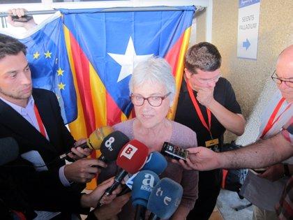 Òmnium cree que la UE no permitiría que se suspendiera la autonomía catalana