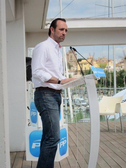 """Bauzá: """"El partido que conozco no se parece al que dice Bárcenas"""""""