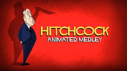 Todos los clásicos de Hitchcock, en un corto de 2 minutos