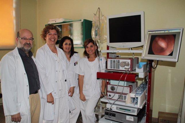 Sección de Ginecología