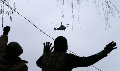 """Un agente muerto y cinco heridos durante la """"operación antiterrorista"""" en Slaviansk"""