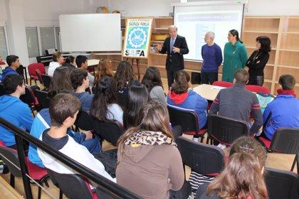 Más de 400 alumnos asisten a talleres del Ayuntamiento para prevenir la violencia de género