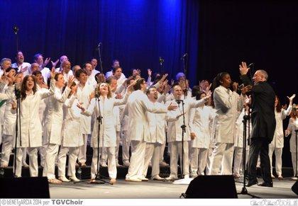 """The Gospel Viu Choir lanza su cuarto disco, el más """"arriesgado"""""""