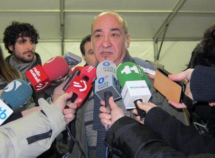 """Garitano llama a Urquijo """"miope político"""" y le recuerda que el pueblo vasco """"no se identifica con la bandera española"""""""