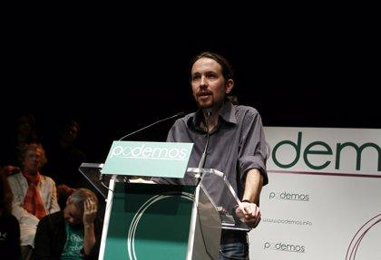 Pablo Iglesias, Elpidio Silva, Falciani y Vox, pendientes de lograr 15.000 firmas para poder presentarse