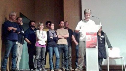 CGT Catalunya elige a Ermengol Gassiot nuevo secretario general