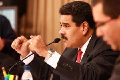 """Maduro a la oposición: """"No es tiempo de perdón"""""""