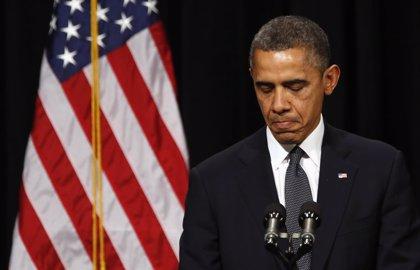 """EEUU.- Obama describe como """"desgarrador"""" el tiroteo en dos centros judíos de Kansas"""
