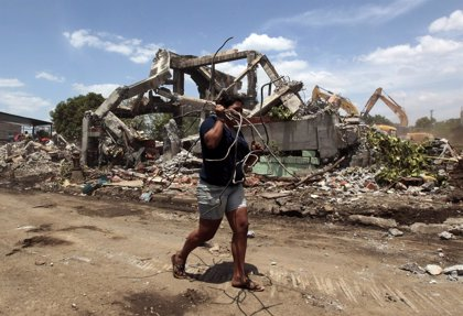 Un terremoto de magnitud 5,6 sacude Nicaragua