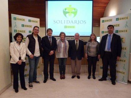 ARPS, COPE,  Pedro J. Marín Izquierdo, Crown Brand-Building Packaging y S.Sociales de La Rioja, premios ONCE 2014