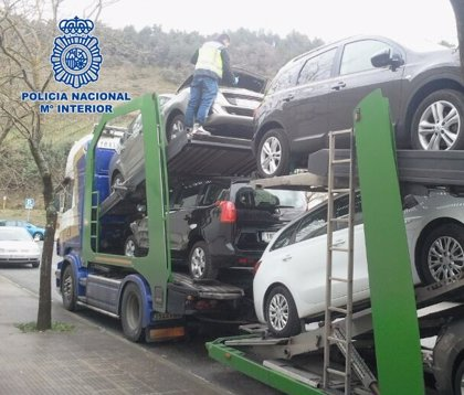 Desarticulada una red que estafaba a compañías de alquiler de vehículos