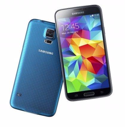 Samsung Galaxy S5 vende un 30% más que el S4 en el día de lanzamiento