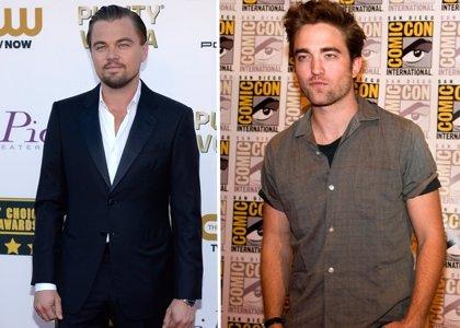Robert Pattinson y Leonardo DiCaprio incondicionales del Festival de Coachella