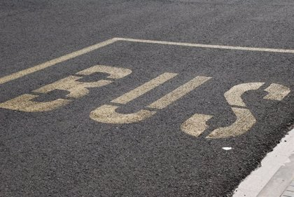 Los usuarios de autobús urbano suben un 2,2% en febrero en Galicia