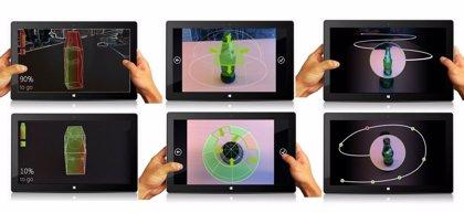 Microsoft trabaja en la reconstrucción objetos en 3D a través de la cámara del móvil