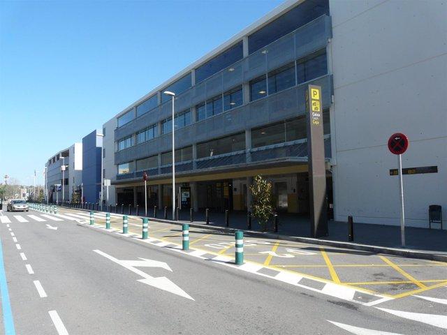 Aparcamientos Aeropuerto de Girona