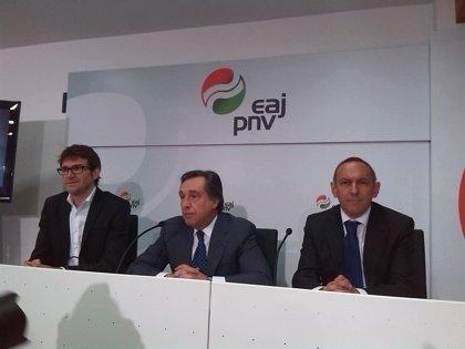 """PNV tiene """"muchas esperanzas"""" de recuperar Álava y Vitoria"""