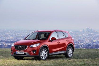 Mazda supera el millón de unidades con Skyactiv
