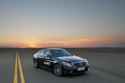 Sixt incorpora el Mercedes-Benz Clase S a su flota