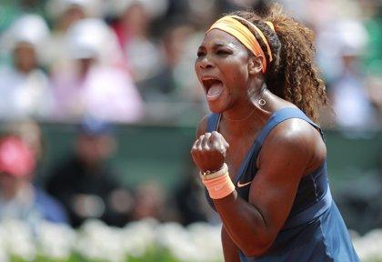 Serena Williams sigue líder en la WTA